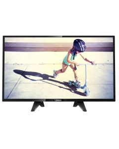 Televizor LED 32PFS4132 Philips, 80 cm, Full HD, Negru