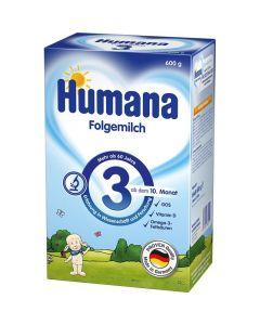 Humana 3 prebiotic 600 g