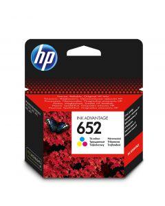 Cartus NR.652 F6V24AE 5ML Original HP, color