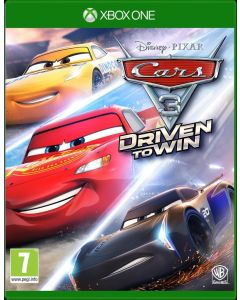 Cars 3 Driven To Win - Xbox One