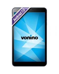 "Tableta Vonino Pluri C8, 8"" IPS, Quad-Core, 1.30 GHz, 1GB, 16GB, 3G, Dark Blue"