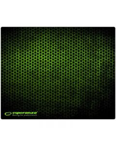 Mouse pad Gaming Esperanza, 250 x 200 cm, Verde