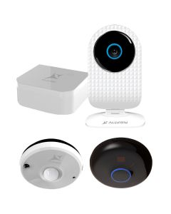 Kit Smart Home Allview, Essential Comfort, Wi-Fi, Interior, Alb