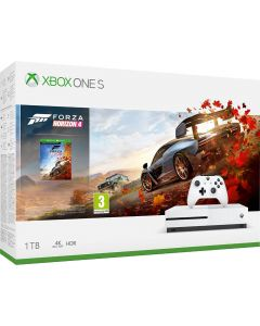Consola Xbox One S, 1 TB + Horizon 4