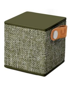 Boxa bluetooth Rock Box Cube Fabric Hama, 3 W, Army