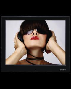 """Rama foto digitala  97SLB Hama, 9.7"""", MMC/SD/SDHC, USB 2.0, Telecomanda, 1024 x 768, Black"""