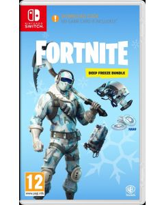 Fortnite Deep Freeze Bundle - Sw
