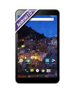 "Tableta Vonino Pluri C8, 8"", Quad-Core 1.3 GHz, 1 GB RAM, 16 GB, 3G, Dark Blue"