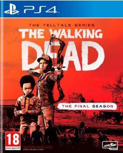 Telltale The Walking Dead Season 4 - Ps4