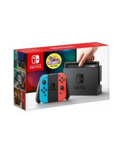 Consola Nintendo Switch + Joc Just Dance 2019