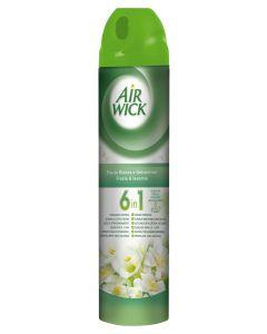 Odorizant camera aerosol Air Wick frezie si iasomie, 240 ml