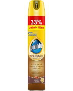 Spray curatare mobila Pronto Clasic 5in1, 300 ml + 100 ml