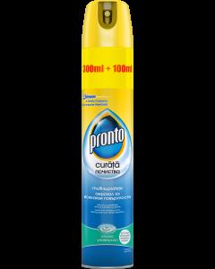 Spray curatare suprafete antistatic Pronto 5in1, 300 ml + 100 ml