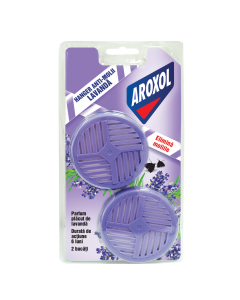 Insecticid antimolii hanger Aroxol Lavanda, 2 buc