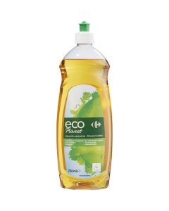 Detergent pentru vase cu ceai verde Eco Planet, 750 ml