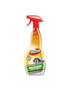 Solutie de curatat bucataria Triumf, 500 ml