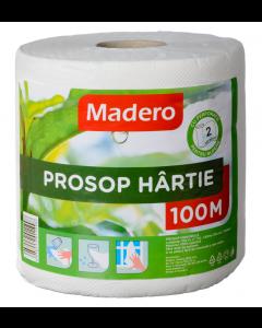 Prosop hartie rola MADERO, 100m