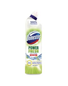 Dezinfectant gel toaleta Domestos Lime, 700 ml