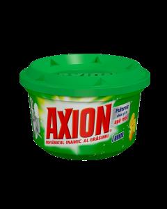 Detergent de vase pasta Axion Lemon, 400 gr