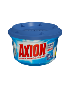 Detergent de vase pasta Axion Ultra-Degresant, 400 gr