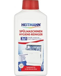 Solutie de curatare, decalcifiere si igienizare masina de spalat vase Heitmann, 250 ml