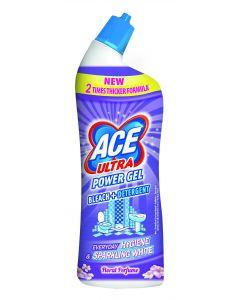 Gel universal cu inalbitor Ace Power Gel Floral, 750 ml