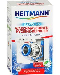 Solutie curatat masini de spalat rufe Heitmann Express Anti-Biofilm, 250 gr