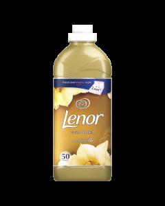 Balsam de rufe Lenor Gold Orchid, 50 spalari, 1.5 L