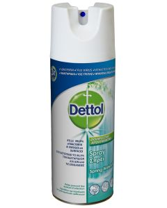 Dezinfectant spray suprafete Dettol Spring Waterfall 400 ml