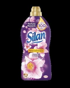 Balsam de rufe Silan Aromatherapy Orange Oil & Magnolia, 74 spalari, 1.85 L