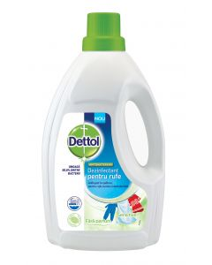 Dezinfectant haine Dettol fara parfum 1.5 L
