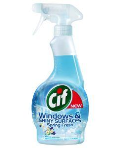 Detergent de geamuri pulverizator Cif, 500 ml