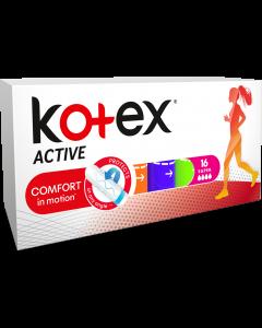 Tampoane Kotex Active Super, 16 buc