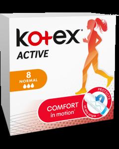 Tampoane Kotex Active Normal, 8 buc