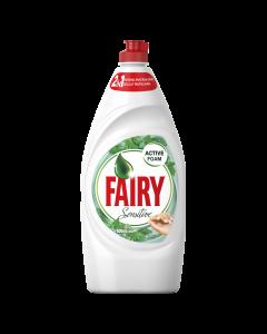 Detergent de vase Fairy Sensitive Teatree & Mint, 800 ml