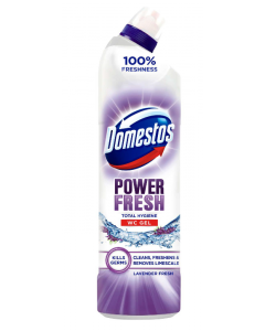 Dezinfectant gel toaleta Domestos Lavanda, 700 ml