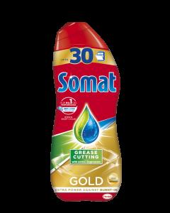 Detergent lichid pentru masina de spalat vase Somat Gold Gel, 540 ml