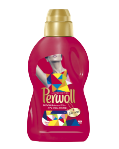 Detergent automat lichid Perwoll Color Limited Edition, 15 spalari, 900ml