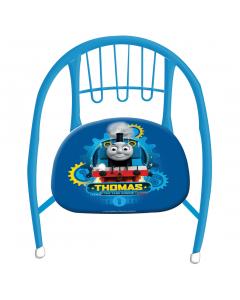 Scaun metalic Thomas, albastru