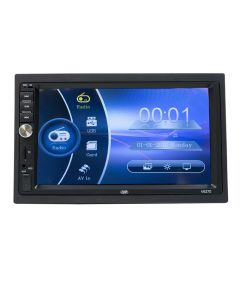 Multimedia player auto MP3 / MP4 / MP5 PNI V6270 cu touchscreen BT, USB, 2 DIN cu mirror link IOS si Android