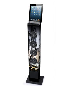 Boxa Tower MUSE M-1200 NY, 60W, Bluetooth, USB-in, AUX-in, Card reader, Telecomanda