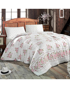 Lenjerie Home Berry 2 persoane, 200x220 cm, Ally