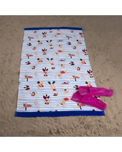 Prosop plaja 70x140cm
