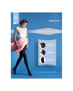 Dres Second Skin, 60 DEN, 2/5, Laura Baldini