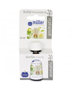 Ulei aromat 10 ml, vanilie, Muller Kerzen