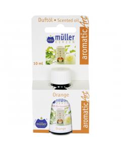 Ulei aromat 10 ml, portocala, Muller Kerzen