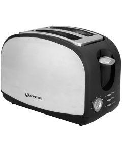 Prajitor de paine R207 Rohnson, putere 900 W, 2 felii