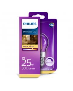 Bec Philips Led P45CL 25W E27 DIM 2700K