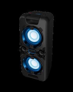Sistem audio portabil SSS3800 Sencor, 60W, Bluetooth, USB, AUX, Karaoke