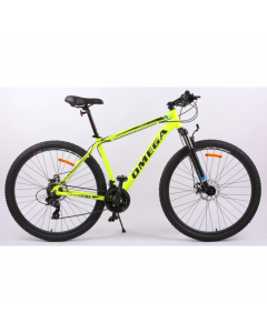 "Bicicleta 27.5"" Rowan Omega, galben-negru"